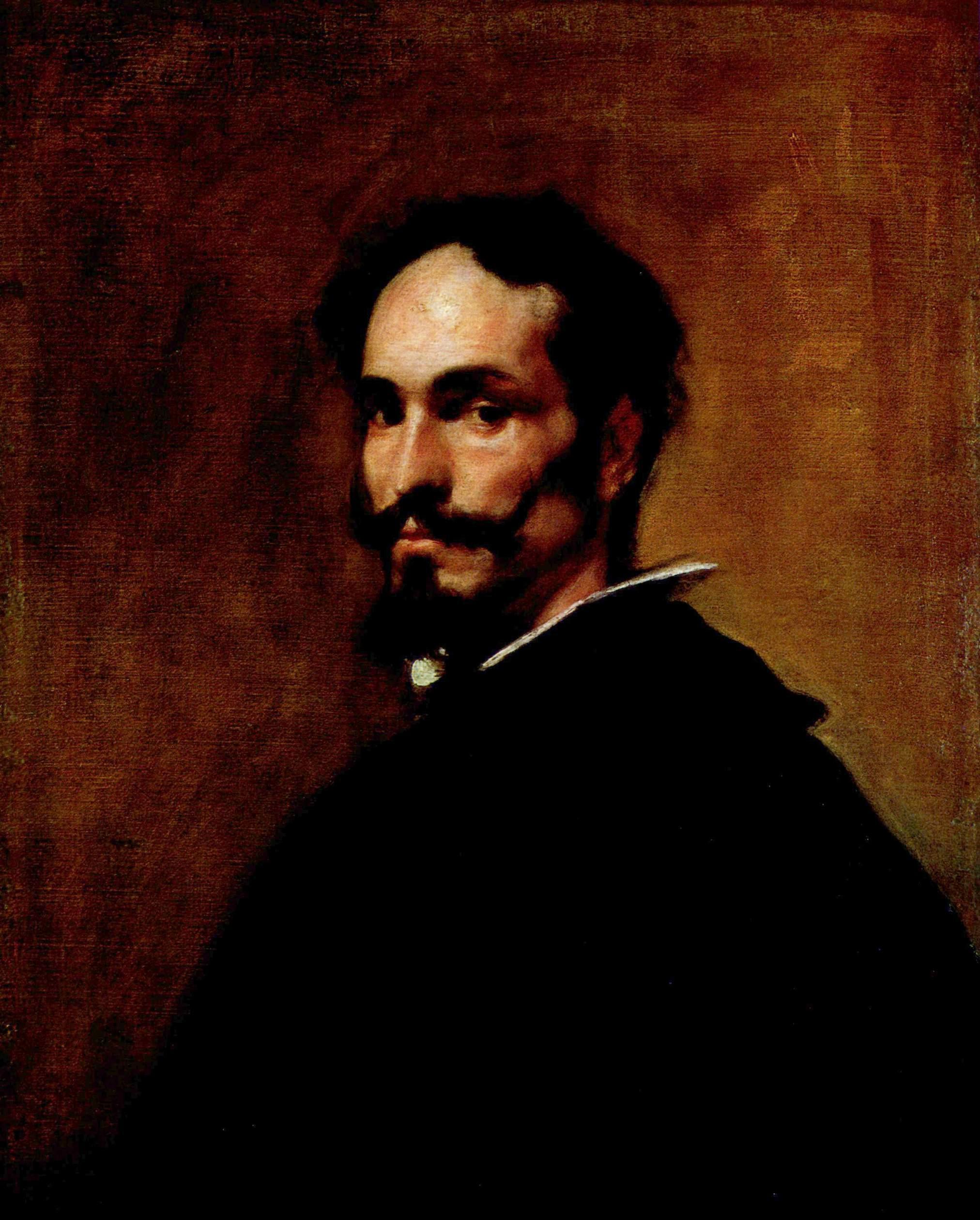Diego Velázquez - Retrato de un hombre | Artelista.com