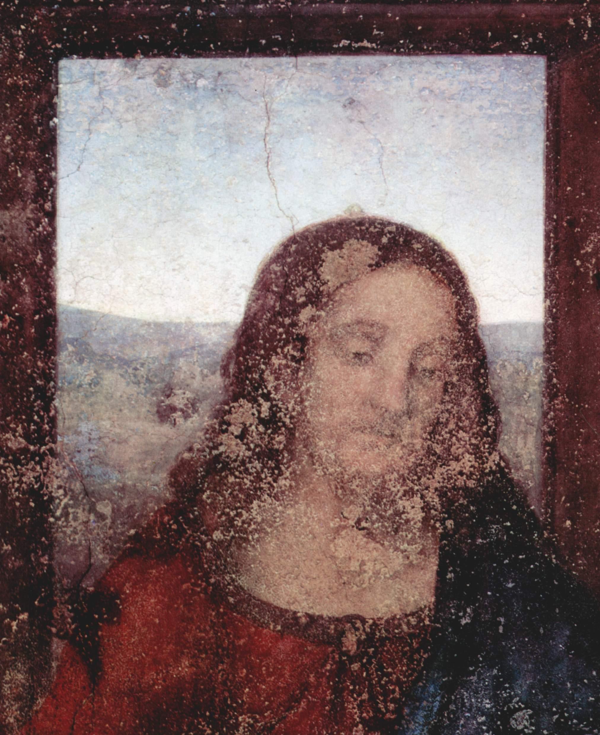 Informacion Del Cuadro La Ultima Cena De Leonardo Da Vinci