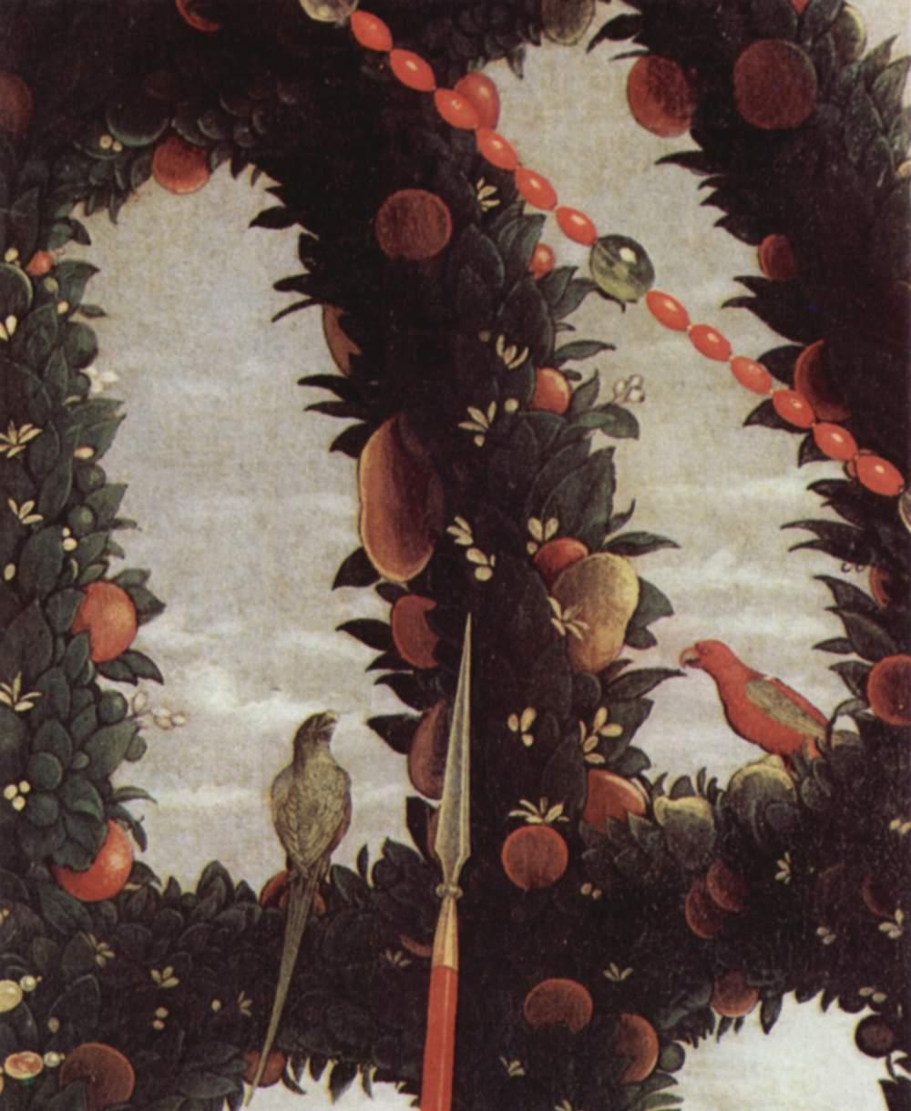 Großbild: Andrea Mantegna: Madonna della Vittoria mit Hl