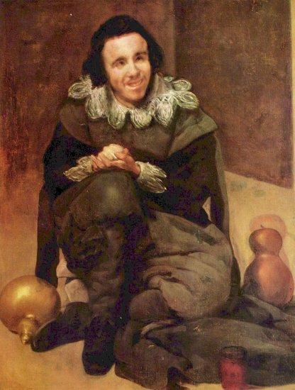 Retrato del bufón Juan de Calabazas